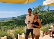 Verona: Weingut-Tour mit Weinverkostung