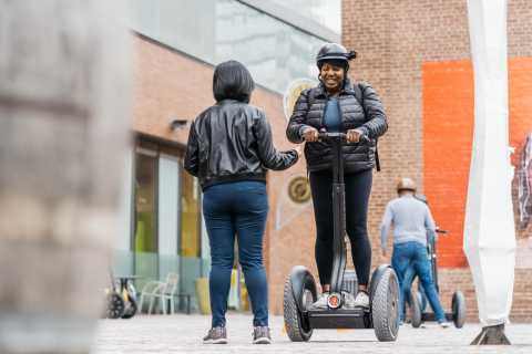 Toronto: 30-Minute Distillery District Segway Tour