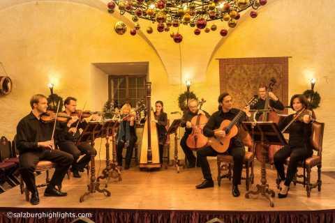 Christmas Concert at Fortress Hohensalzburg