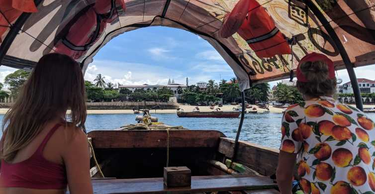Zanzibar: Changuu Island and Stone Town Tour with Lunch