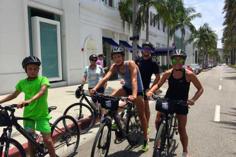Beverly Hills and West Hollywood: Celebrity Bike Tour