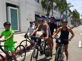 Beverly Hills und West Hollywood: Promi-Häuser Fahrradtour
