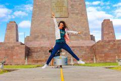 Quito: Excursão de 1 Dia à Ciudad Mitad del Mundo