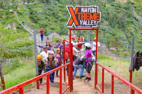 Quito: Extreme Adventure and Middle of the World Tour
