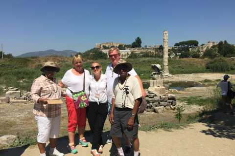 From Kusadasi: Ephesus and Temple of Artemis Private Tour