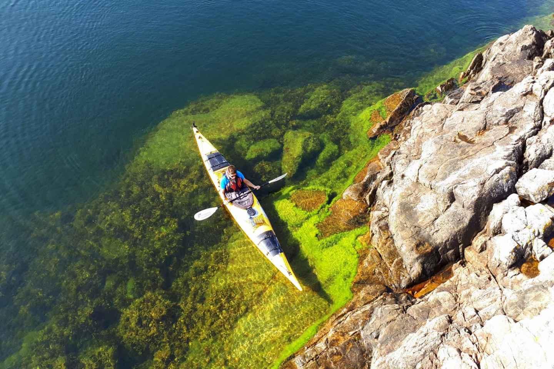 Stockholm: 1- oder 2-tägige Kajak-Tour im Schärengarten