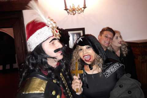 From Brasov: Halloween Party at Bran Castle