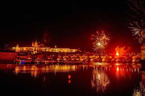 Prag: Kryssning på nyårsafton på Bohemia Rhapsody