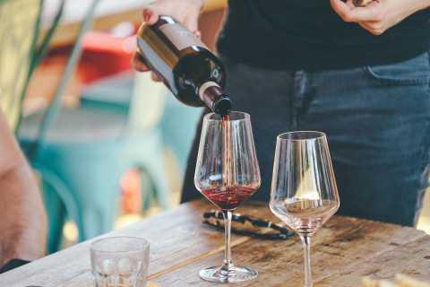 Ab Verona: Amarone Weinverkostungstour