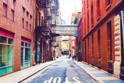 TriBeCa Architecture & History Walking Tour