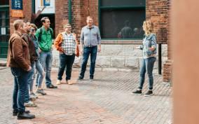 Toronto: Distillery District Walking Tour