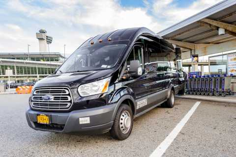 Manhattan: EWR Shared Airport Transfer