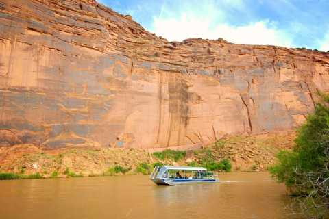 Moab: 3-Hour Jet Boat Tour to Dead Horse Point State Park