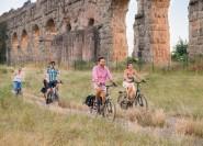 Rom: Private Radtour Via Appia und Parco degli Acquedotti