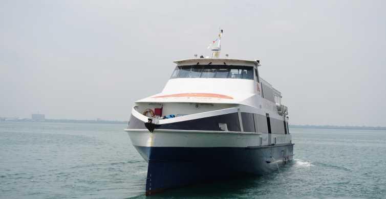 Cebu-Bohol: Fast-Track Ferry Ticket (E-mail Voucher)