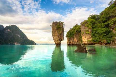 James Bond Island Tour and Nature Kayak Trip