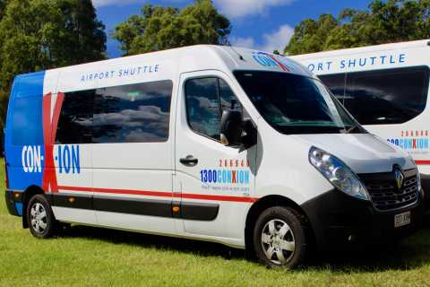 Brisbane: One-Way Transfer from Airport to Hervey Bay