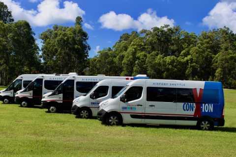 Cairns: Trasferimento dall'aeroporto a Cairns / Port Douglas