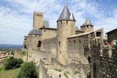 Toulouse: Viagem de 1 Dia a Carcassonne