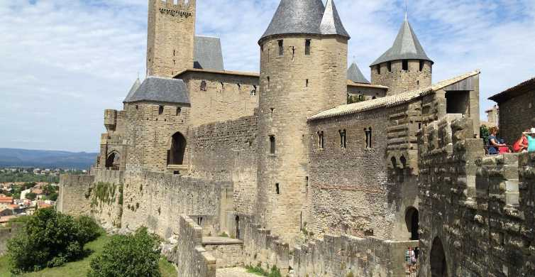 Toulouse: Carcassonne Day Trip