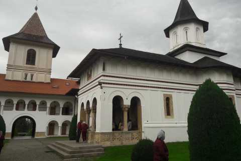 Sibiu Saxon Town & Brancoveanu Monastery Tour From Brasov