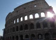 Ab Civitavecchia: Halbtagestour in Rom