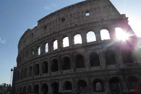 Civitavecchia: Half-Day Tour of Rome
