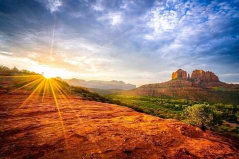 Sedona: Medicine Wheel and Spiritual Labyrinth Tour