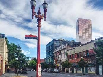 Bike Portland: Brücken, Donuts, Parks und Rosen