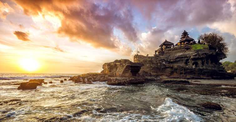 Bali: Tanah Lot Temple Visita guiada ao pôr do sol