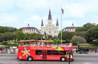 New Orleans: Hop-On/Hop-Off-Sightseeingtour