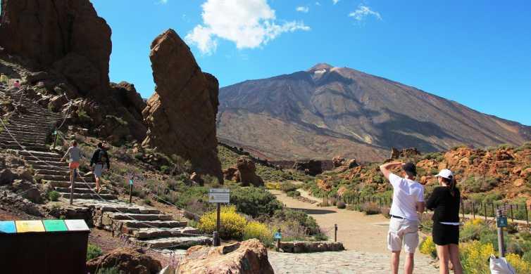 Tenerife: Volcano Teide, Los Gigantes, Masca, and Garachico