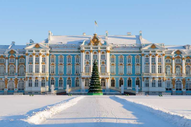 Visite des petits groupes en hiver à Saint-Pétersbourg - Saint-Pétersbourg,  Russie | GetYourGuide