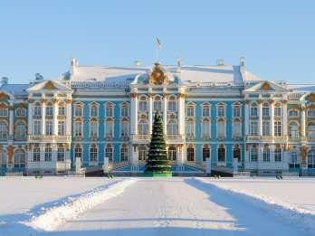 St. Petersburg: Winterliche Highlight-Tour in kleiner Gruppe