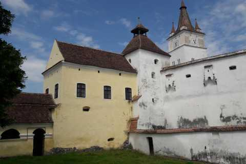 Prejmer, Harman, Bran, and Rasnov Day Tour From Brasov