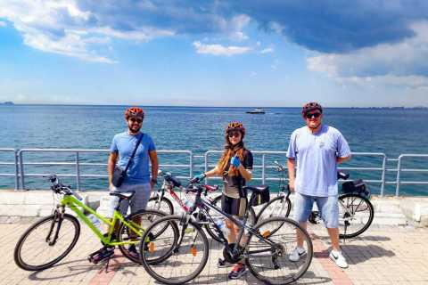 Istanbul: Two Sides of The City Half-Day Bike Tour