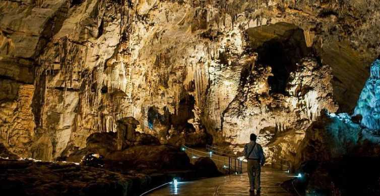 Mexico City: Private Cacahuamilpa Caves and Taxco Tour