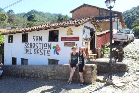 From Puerto Vallarta: San Sebastian del Oeste with Lunch