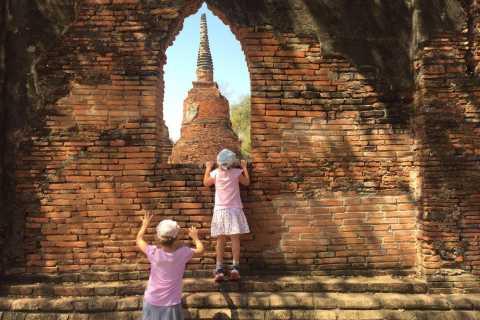 From Bangkok: Ayutthaya History and Food Day Trip