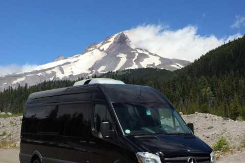 Portland: Mount Hood Wine and Waterfalls Full-Day Tour