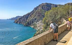 Positano: Path of the Gods Guided Walking Tour