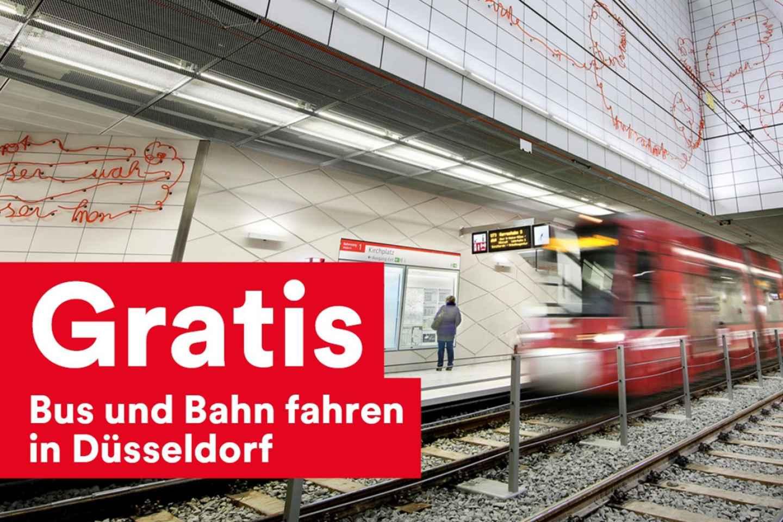 DüsseldorfCard: Touristenkarte mit Ermäßigungen