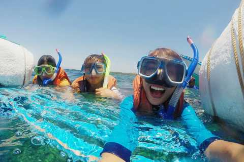 Boracay: Private Island Hopping & Snorkeling Tour