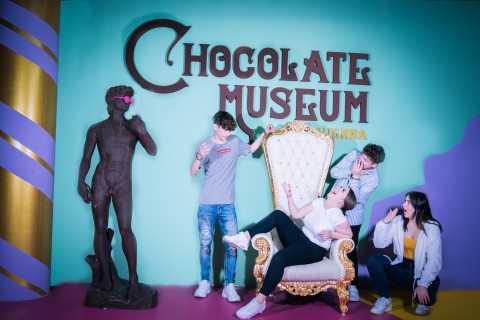 Chocolate Museum Vienna Tickets & Tasting