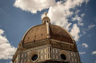 Dom von Florenz: Offizielle Kuppel-Führung ohne Anstehen