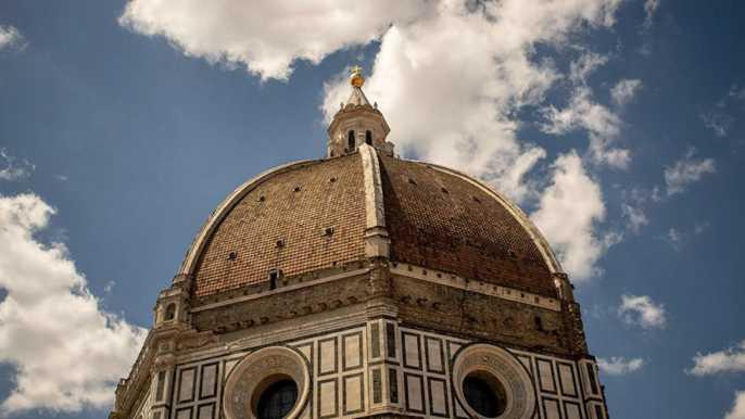 Florencia: visita guiada oficial a la cúpula con acceso prioritario