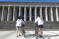 Excursão de Bicicleta Sul e Norte de Buenos Aires c/ Almoço