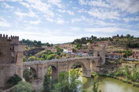 Toledo: Walking Tour and Cathedral Visit