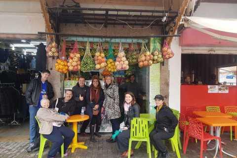 Rabat: passeio gastronômico a pé