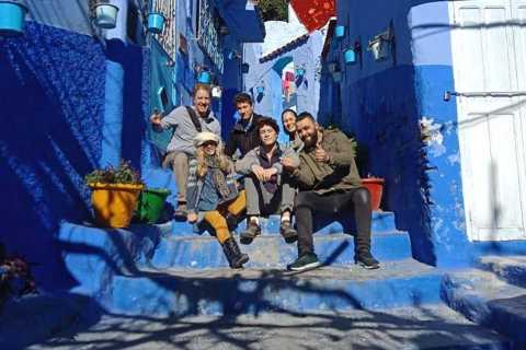 Chefchaouen: Excursão gastronômica guiada com mais de 6 degustações de degustação